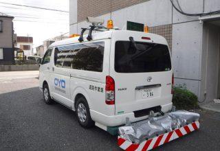 【インフラ点検AI】 舗装路面下空洞探査 AI の開発